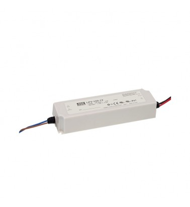 100W Power supply, 12V, Mean Well,IP67